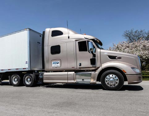 MDS Trucking   Dry and Specialized Freight Transportation Services